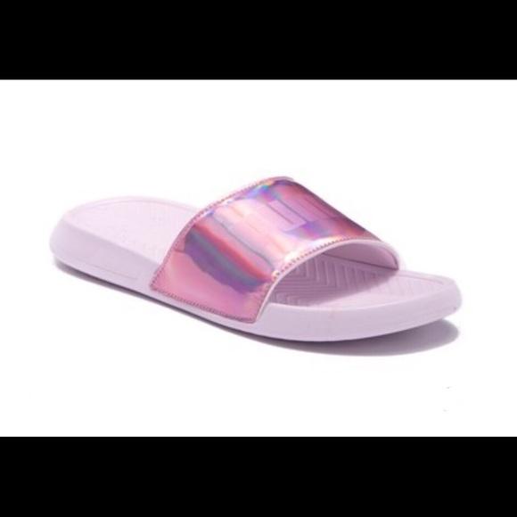 101b911a583 PUMA Popcat Chrome Slide Sandal